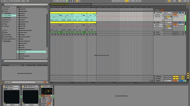 07 - Using Distortion To Add Harmonics
