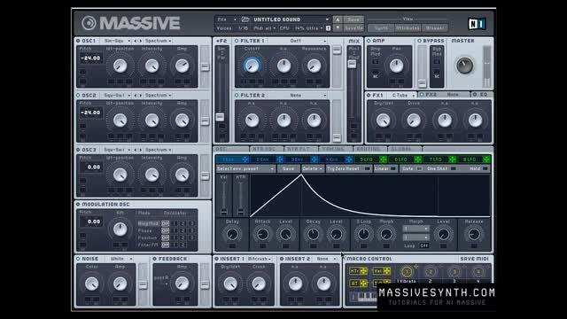 Bass - 2 - Filters Part 1
