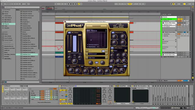 Ordure Bass - 04 - Multi-band Processing