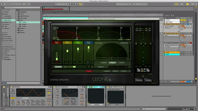 Skope Bass 2 - 04 - Further Processing