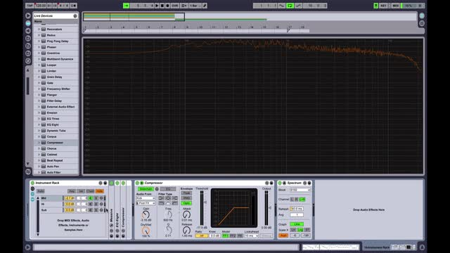 03 Eq-ing & Compressing The Electro House Bass 1