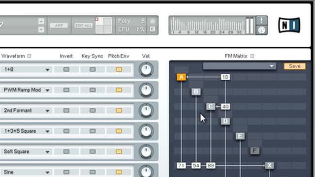 06 - Using Fm8'S Morph Grid