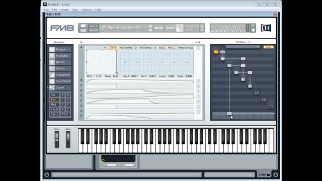 03 - Using Envelopes To Add Dynamics, Harmonics And Evolution To The Patch