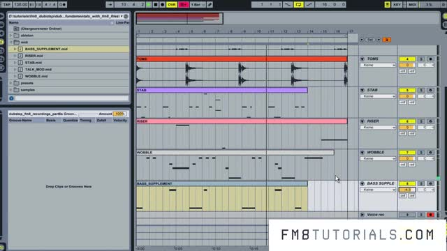 Fm8 - Dubstep Bass Design - 06