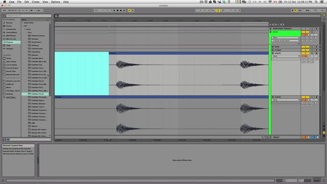 S01e04 - New Linear Phase And Lift On Snares