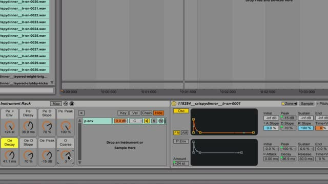 S01e02 - Make Your Snare Samples Punch Harder With Fm Synthesis
