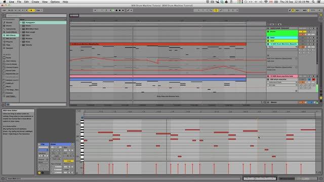 S05e05 - 808 Drum Machine Part 5 Programming