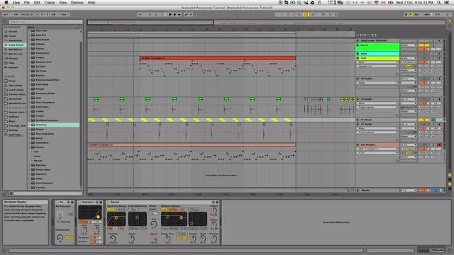 S06e01 - Percussion Composition