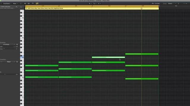 04 - Chord Progressions