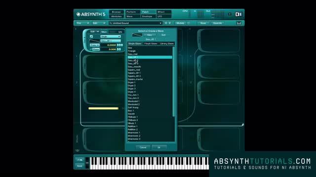 Absynth - Masterclass - 013