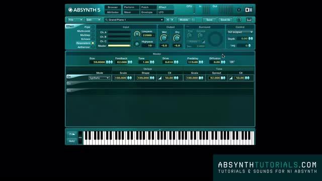 Absynth - Masterclass - 010