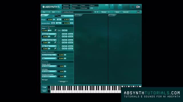 Absynth - Masterclass - 011