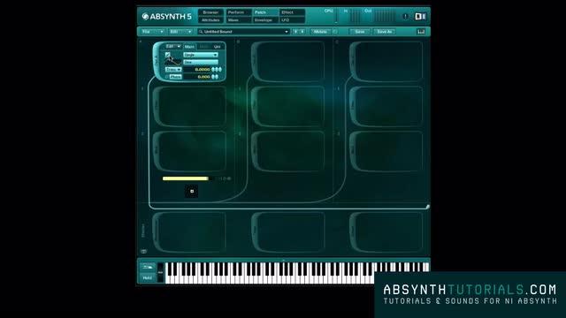 Absynth - Masterclass - 003