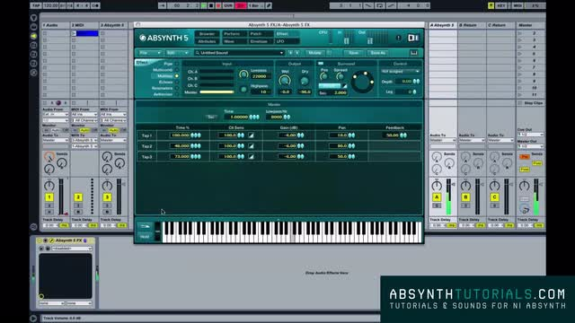 Absynth - Masterclass - 015