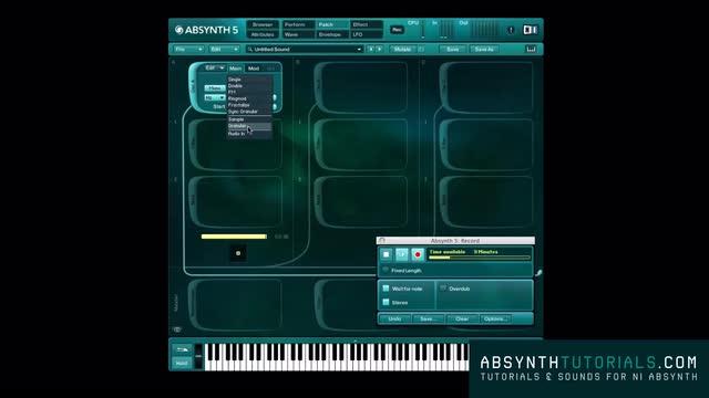 Absynth - Masterclass - 014