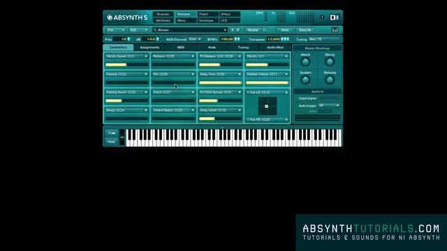 Absynth - Masterclass - 007