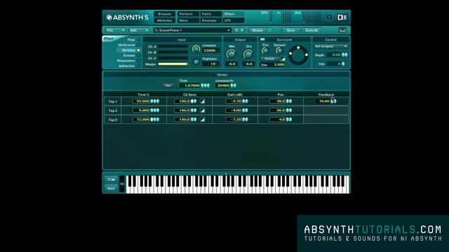 Absynth - Masterclass - 009