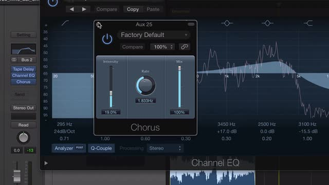 Using Delay As An Auxiliary Send Effect