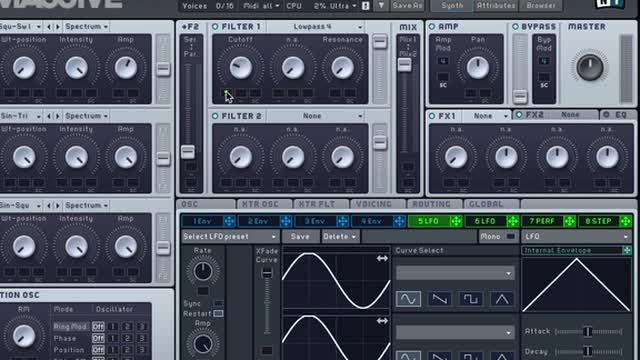 06 Transitional Sections / Pad Sounds