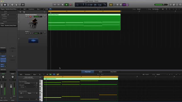 06 Recording Midi