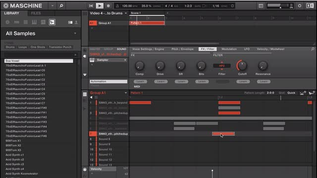 04 Adding Width To Drum Samples