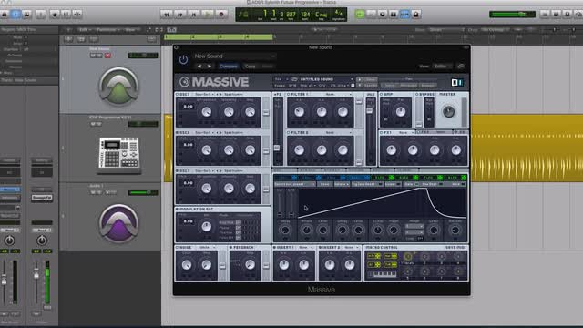 Advanced Envelope Modulation Pt1 - Massive