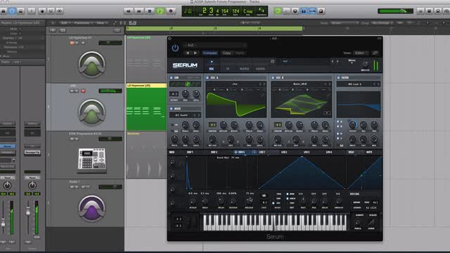 Serum Unison Engine Pt1