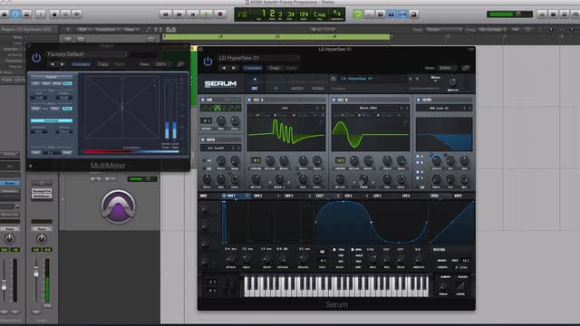 Serum Unison Engine Pt2