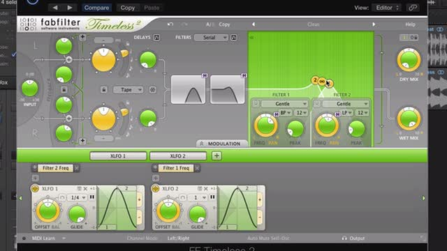 08 Fab Filter Timeless - Sound Design Part 1