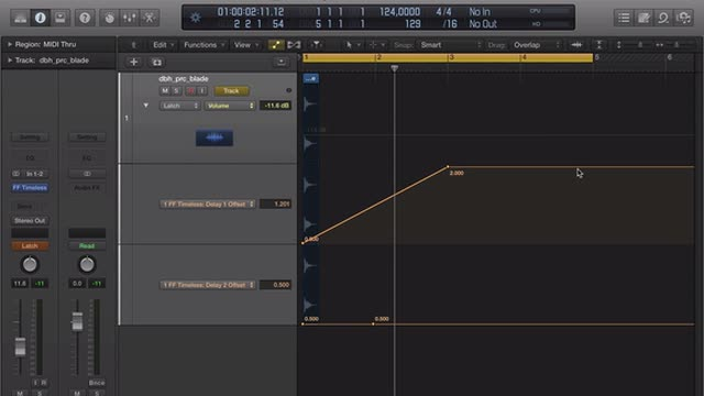 09 Fab Filter Timeless - Sound Design Part 2