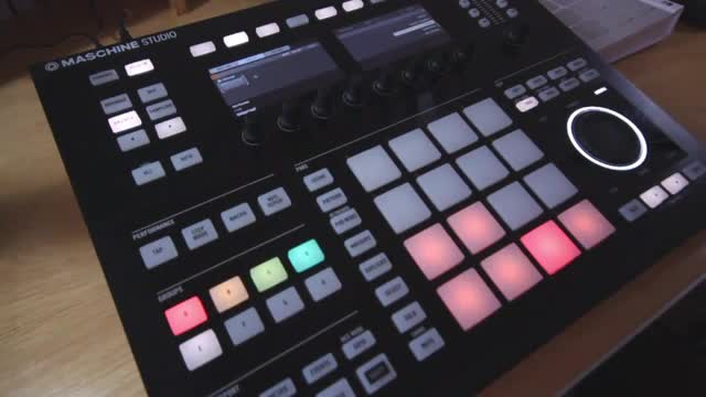 Maschine 2.3 Update Feature Walkthrough