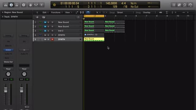 02 Resampling Synths