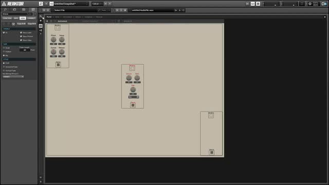 Building Modular Synths In Reaktor - Intro