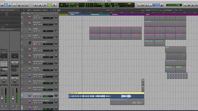 12 Vocal Mixing