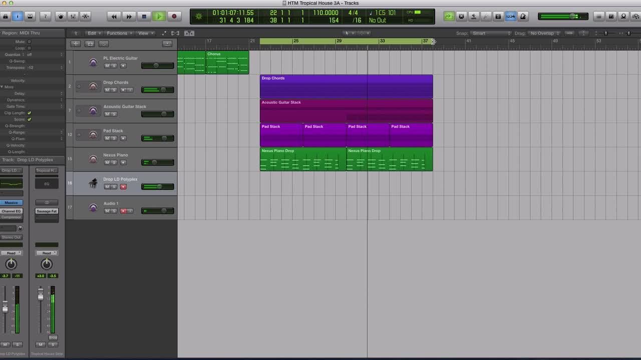 04 Drop Melody Echo Sound Works