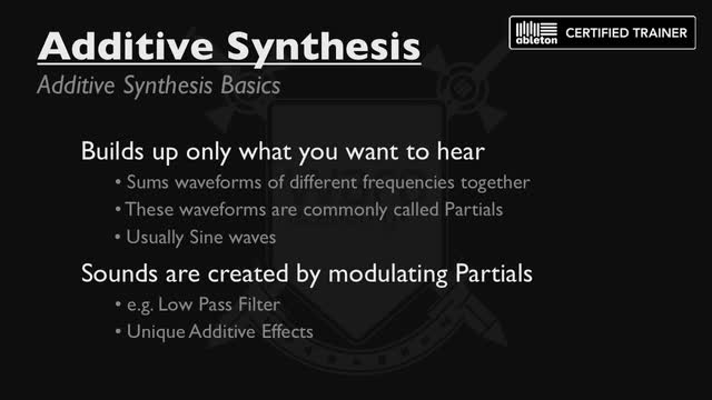 16 Introduction To  Synthesis 101 - 16