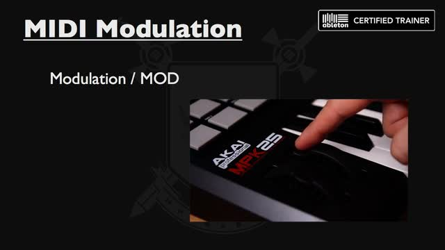 12 Midi Modulators