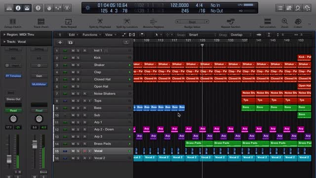 09 - Arrangement Tweaks Automation - Deep House (melodic) Production Course