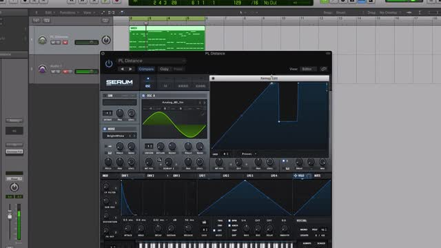 Harmonic Editor In Serum | Echo Sound Works