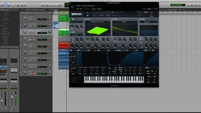 Serum Fx Version | Echo Sound Works