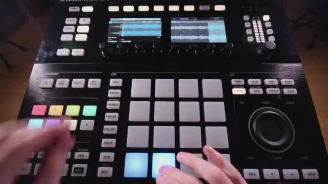 Slicing Techniques For Maschine