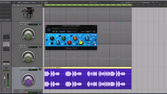 Vocals And Synths - 03 - Serial Processing