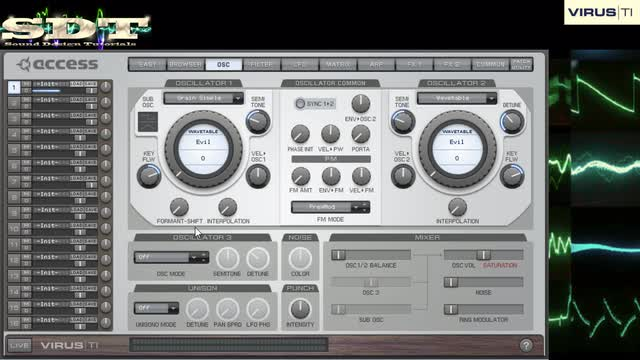 03 - Wavetable Oscillators