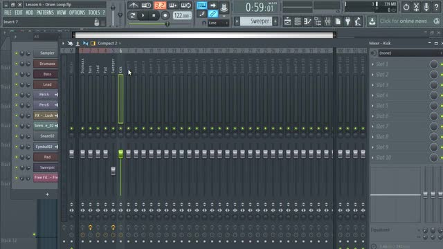 Deep House In FL Studio 12   ADSR Music Production Video Courses