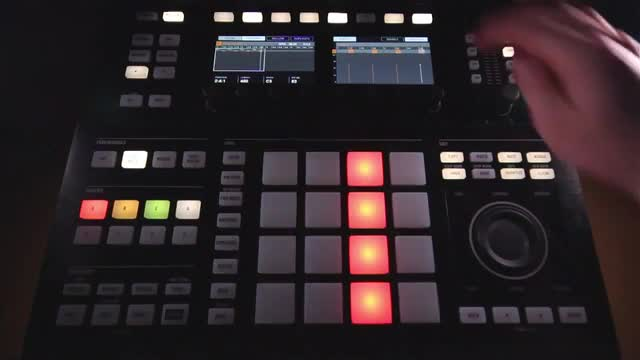 Step Mode On Maschine Studio
