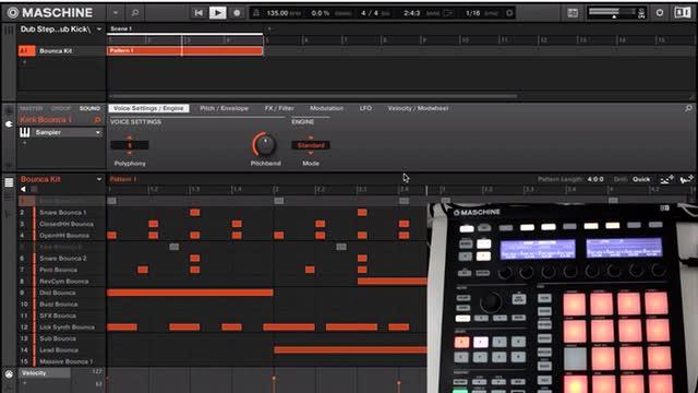 08 Kick Drum Sound Design