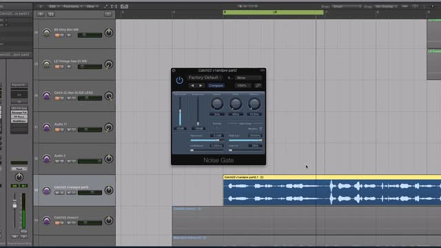 Cleaning Up Vocal Tracks