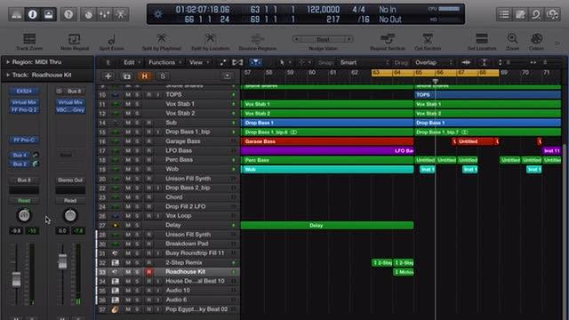 13 Mix 2 Synths Vox Fx