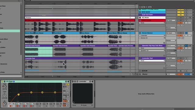 11 Sub Harmonic Oscillator Bass