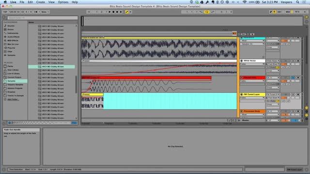 Percussion Sound Design & Processing